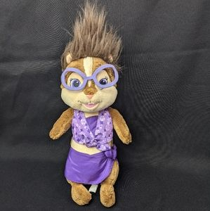 Alvin & The Chipmunks Chipwrecked Jeanette Chippet